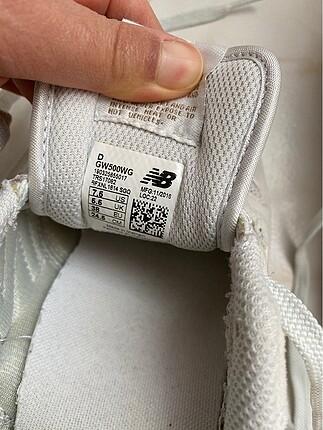 38 Beden beyaz Renk Spor ayakkabı