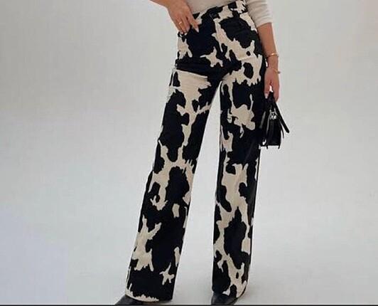 Desenli Pantolon(satıldıııı)