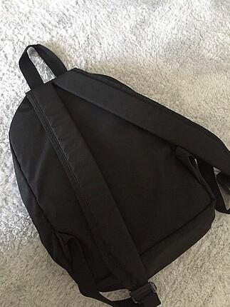 Beden siyah mango çanta sırt çantası