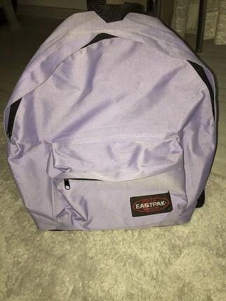 eastpak sırt çantası lila