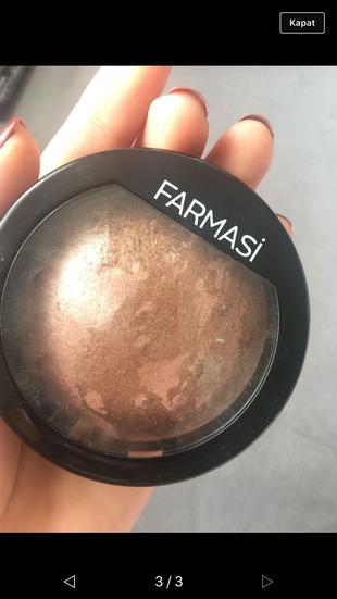 Farmasi terracotta powder