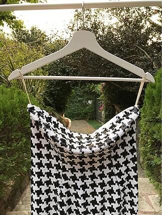 Gülşah Saraçoğlu Straplez Tasarım Elbise