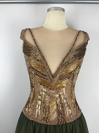 36 Beden Tasarım Elbise