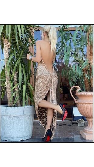 Gülşah Saraçoğlu Tasarım Şık Elbise