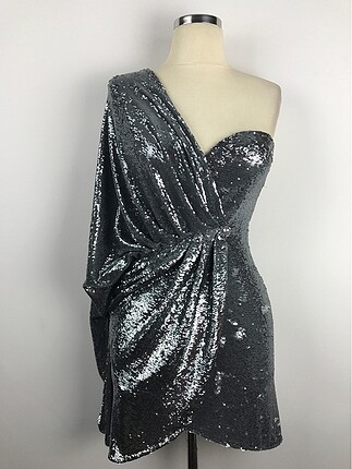 Tasarım Kısa Elbise