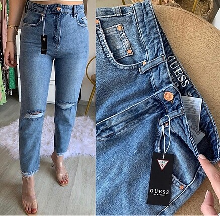 Guess mom jean