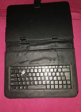 Klavyeli tablet kılıfı
