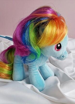 my little pony rainbow dash el çantası