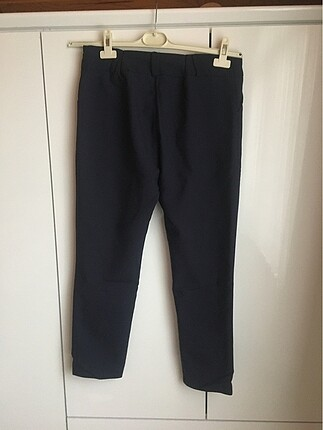 Kadın bol kumaş pantolon