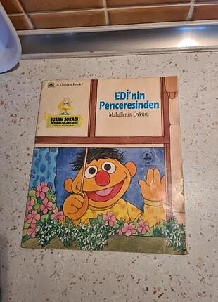 Edi büdü kitap çocuk resimli