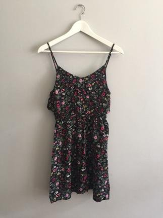 H&M Coachella Elbise