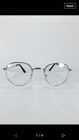 universal Beden pembe Renk Pembe Vintage Gözlük