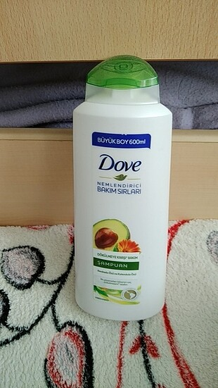 Dove Nemlendirici Bakım Sırları 600 Ml