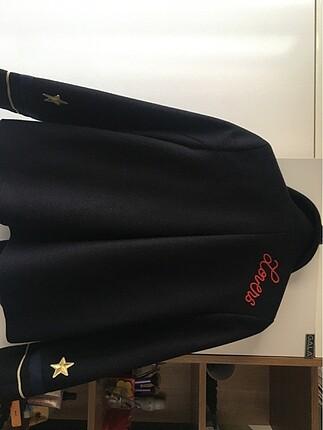 xs Beden lacivert Renk Zara ceket