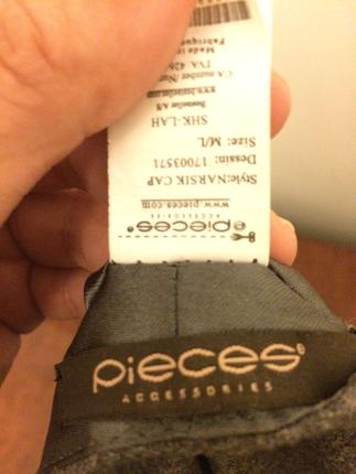 Pieces Şapka