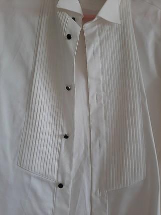 Massimo Dutti damatlık gömlek