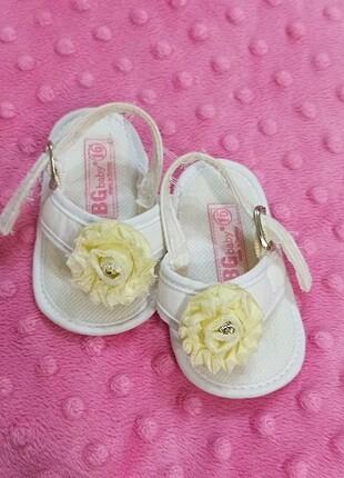 BG Baby Parmak Arası Sandalet