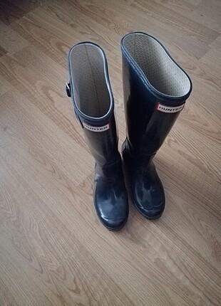 Hunter Yağmur Çizmesi Lastik Çizme