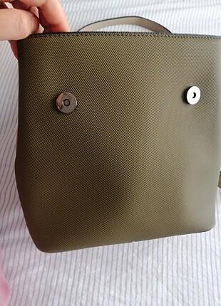 Matthew cox Hem sırt hem kol çantası