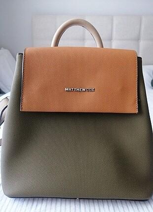 Hem sırt hem kol çantası