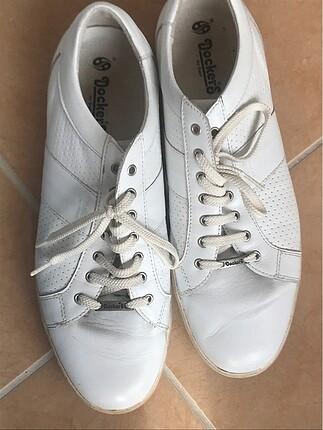 Docker 45 numara spor ayakkabı