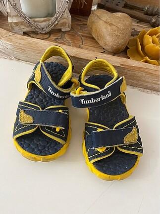 23 no Timberland çocuk sandalet