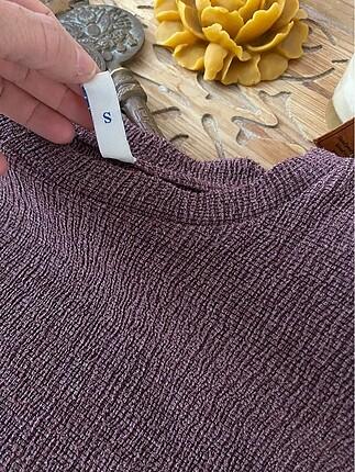 s Beden S/36 beden tarz dökümlü bluz