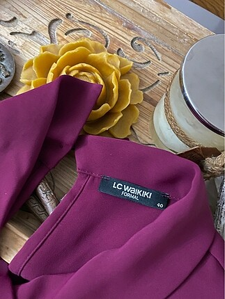 LC Waikiki Lcw l/40 beden tarz bluz
