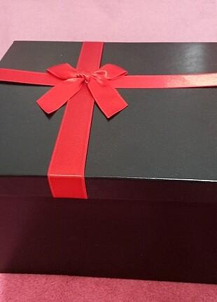 Süpriz kozmetik kutu ister erkek için ister bayan için
