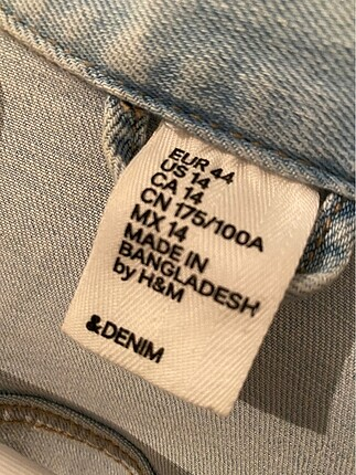 H&M Kor ceket