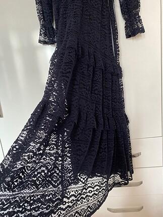 LC Waikiki Lcw güpürlü elbise