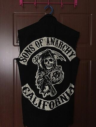 m Beden sons of anarchy yelek