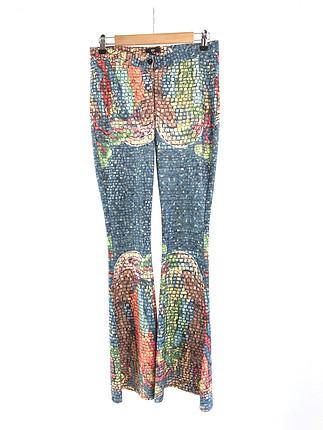 Renkli pantolon