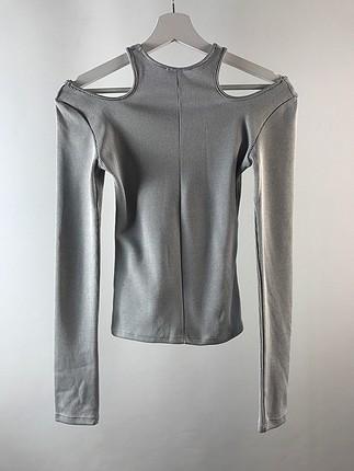 Zara Çizgili bluz