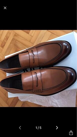 Kiğılı günlük ayakkabı