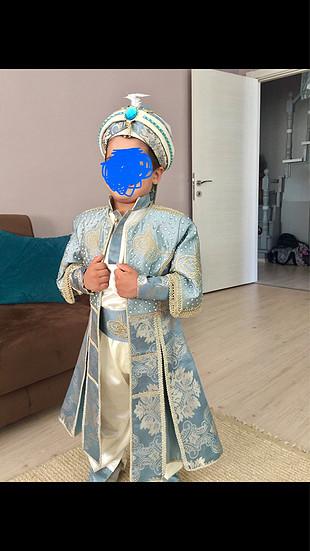 Sünnet kıyafeti şeyhzade