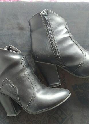 36 Beden Dolgu şık ayakkabı