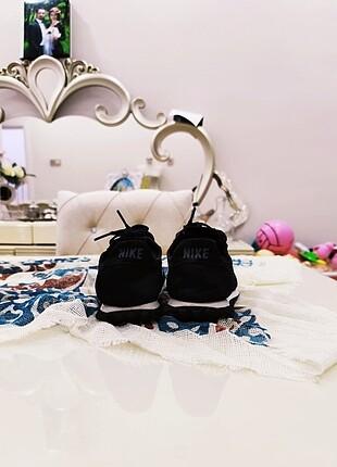 38 Beden siyah Renk Nike spor ayakkabı
