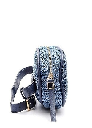 Beden mavi Renk Derimod çanta