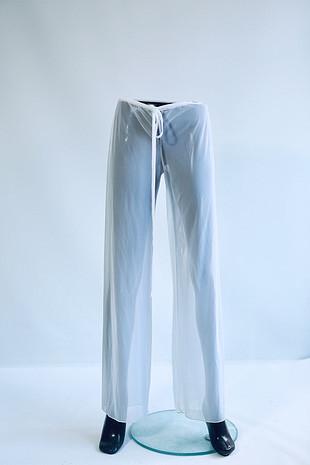 Tül pantolon