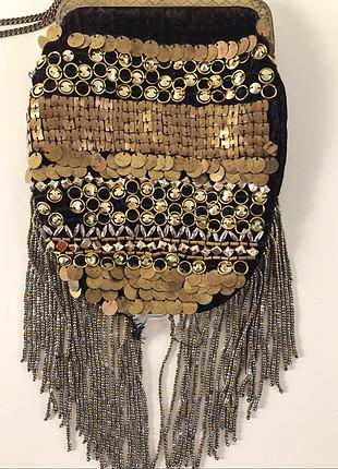 universal Beden siyah Renk Designer çanta