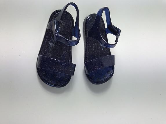diğer Beden Simli sandalet