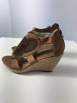 Diğer Dolgu topuklu ayakkabı