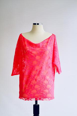 Designer Dantel bluz