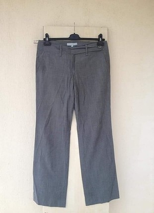 Mudo Ofis Stili Klasik Kesim Kumaş Pantolon