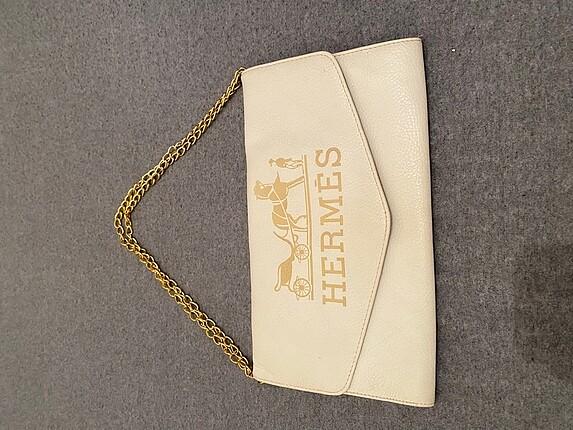 Hermes Marka Replika Portföy Çanta