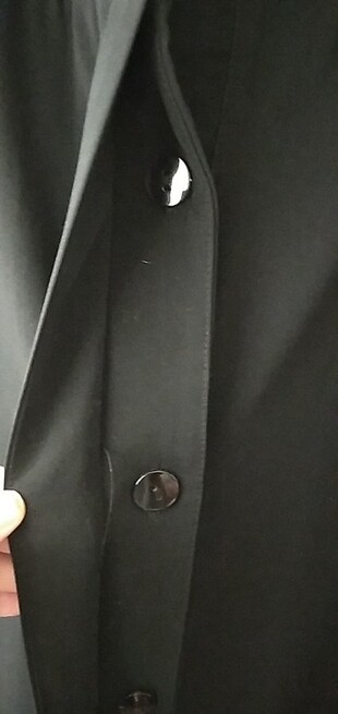 38 Beden siyah Renk Siyah Ferace