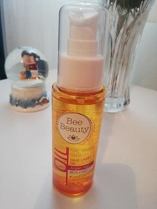 Durulanmayan Sac Bakim Yagi Argan Yagli Bee Beauty Sac Bakimi 73