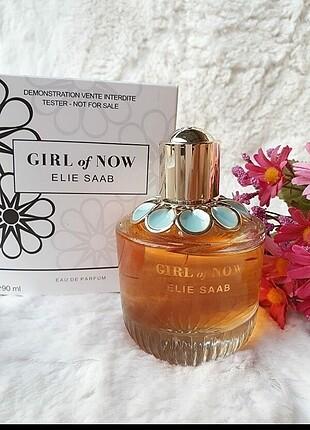 Kadın tester parfüm