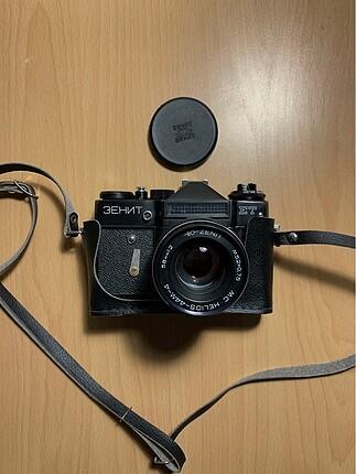 Analog fotoğraf makinası